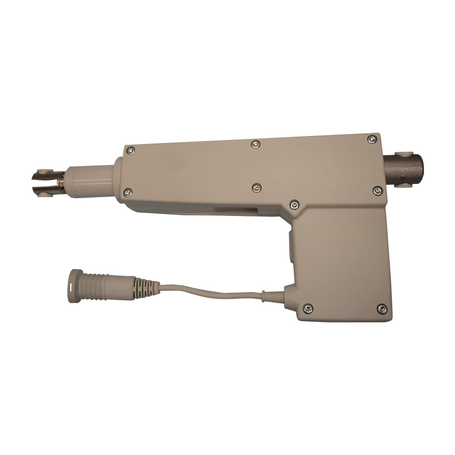 Chair Back Motor:  Linak, LA31, P/N 10-4551, 150mm, Rotated End, 24vDC