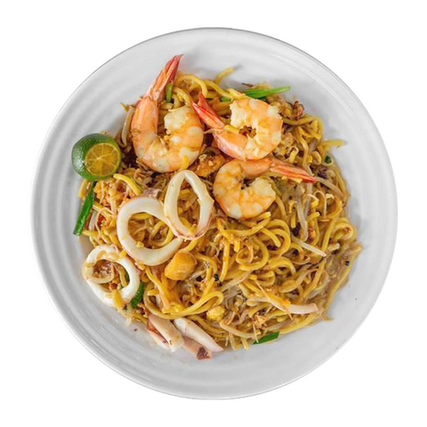 Hokkien Mee (made with wholegrain noodles)