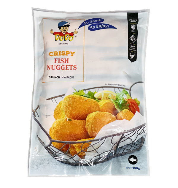 Fish Nuggets 鱼肉块