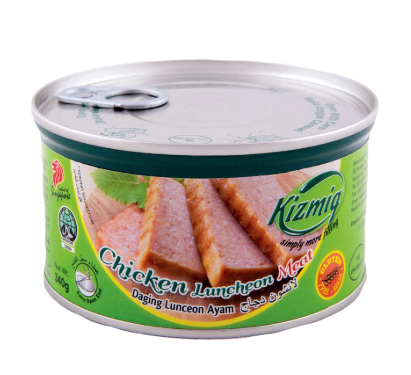Kizmiq Chicken Luncheon Meat 午餐鸡肉