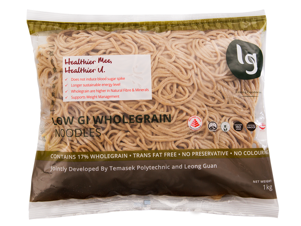 (Coming Soon) Low GI Wholegrain Noodles 低升唐全谷面条