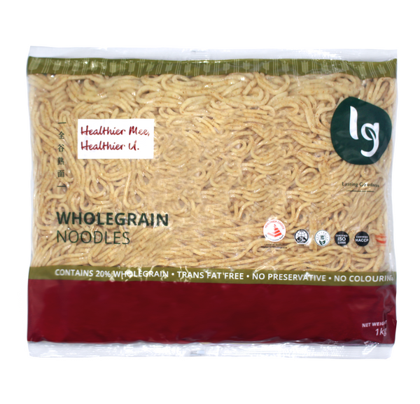 Wholegrain Noodles 全谷熟面