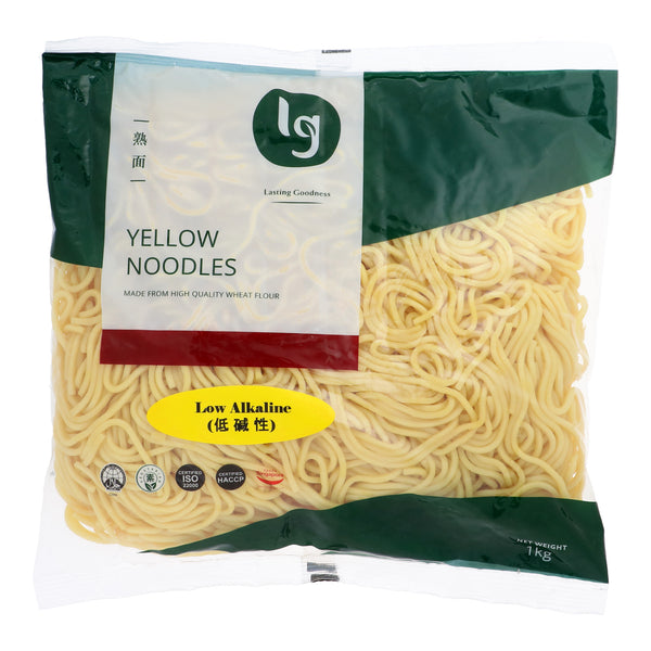 Yellow Noodles 熟面