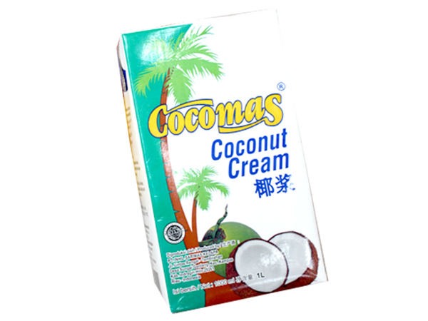 Cocomas coconut milk   椰浆