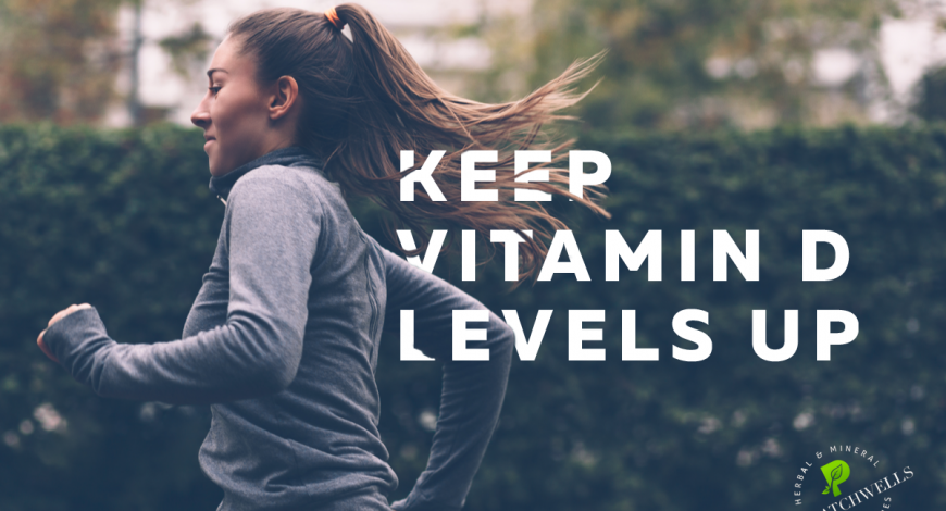 3 ways to keep Vitamin D levels up in the winter