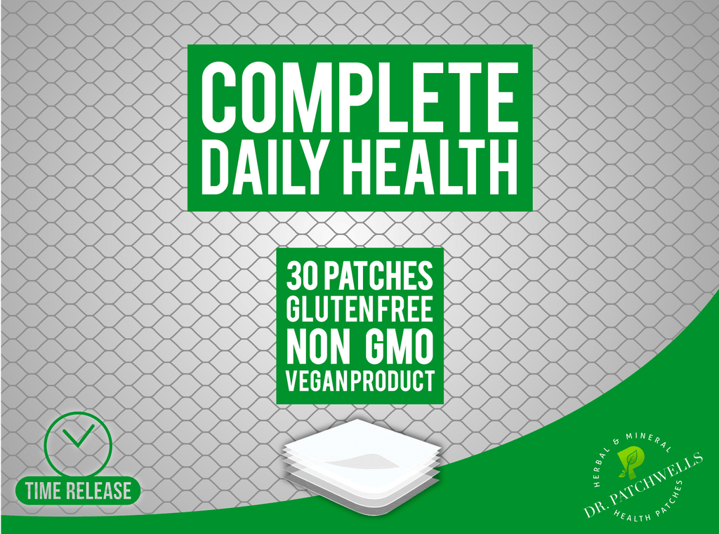 Complete Daily Health Multi-V Patch
