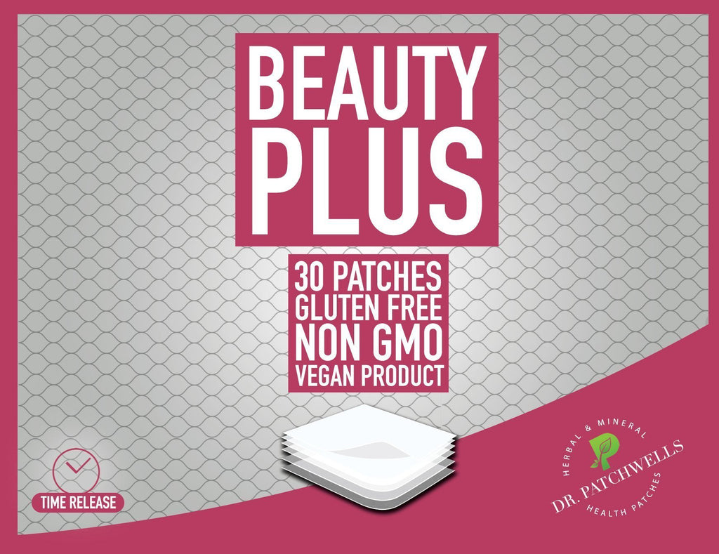 Vitamins beauty plus patch