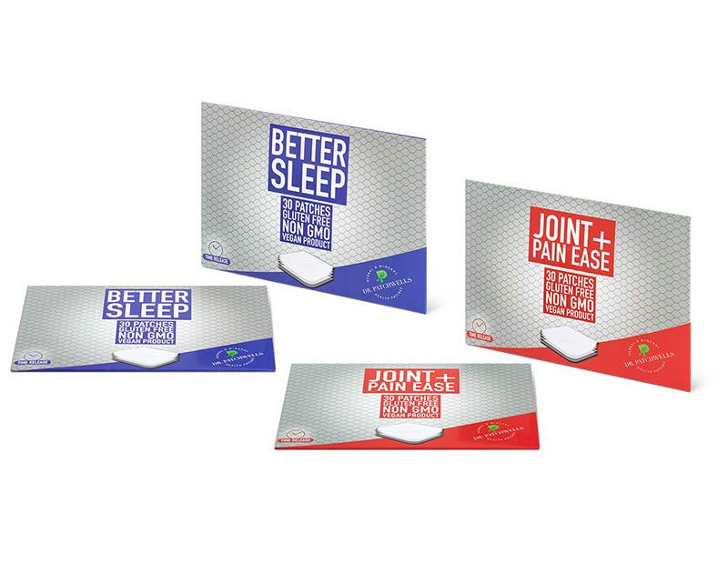 Better Sleep & Joint Pain patch
