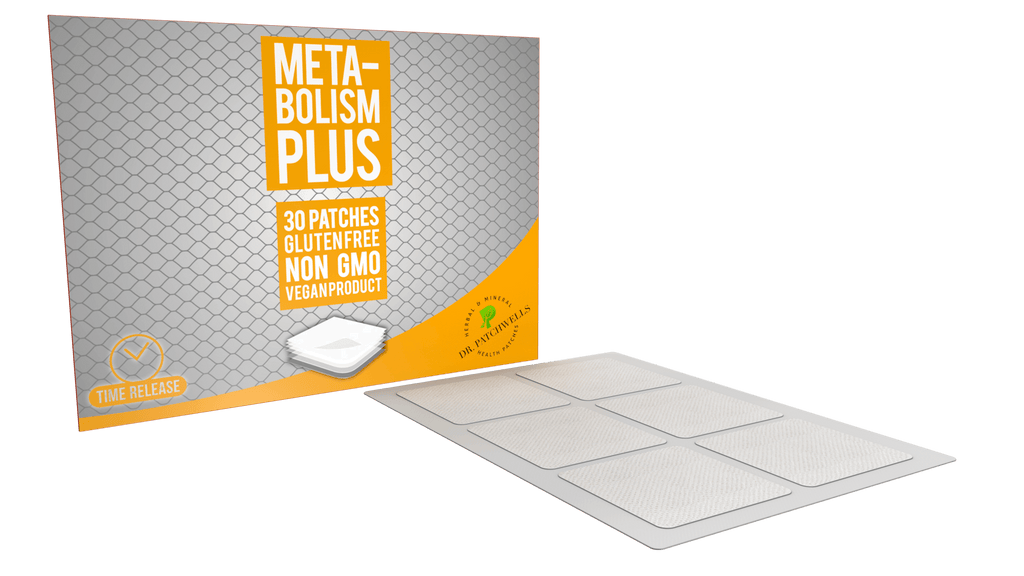 Metabolism Plus Patch with Garcinia Cambogia