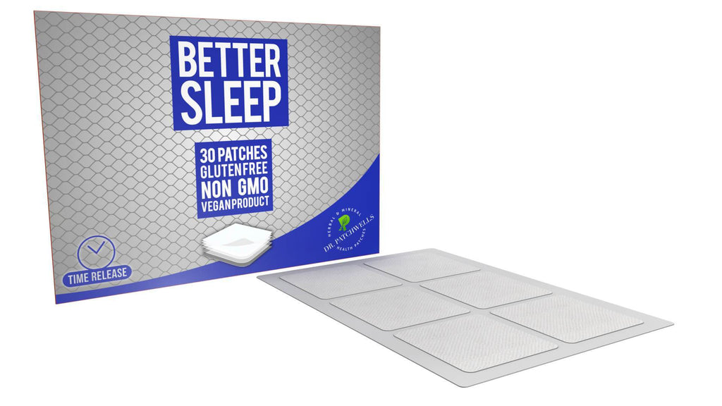 Better Sleep Patch with Melatonin