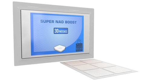 NAD+ 2 Part Anti-Aging Patch