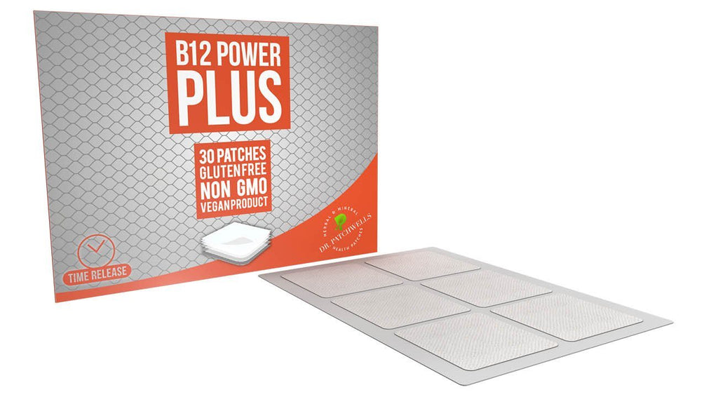 B12 Power Plus Patch
