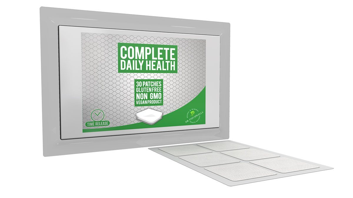 Complete Daily Health Multivitamin Patch