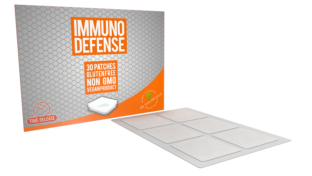 Immuno Defense Patch with Vitamin C