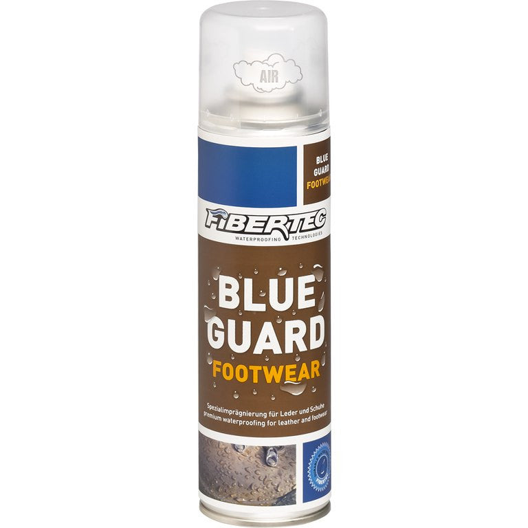 Fibertec Waterproofing Blue Guard Footwear