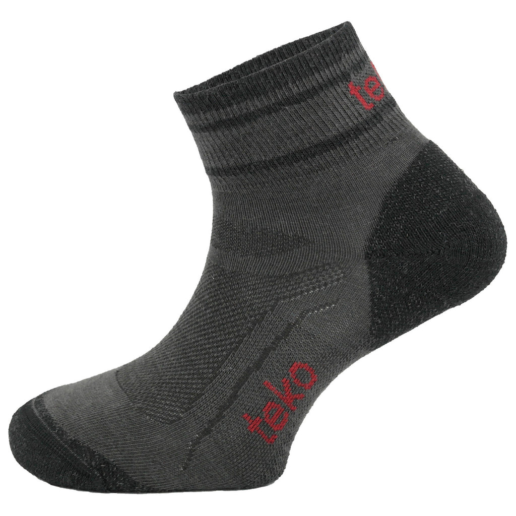 Teko Merino Sin3rgi Trail Sock M Grey