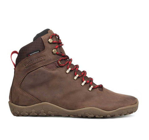 Tracker FG L Dark Brown Leather