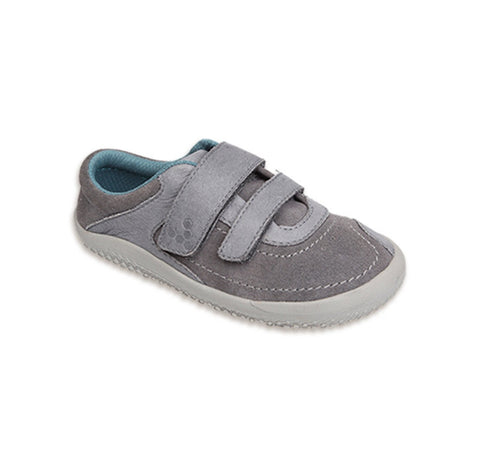 Reno Kids Grey Leather