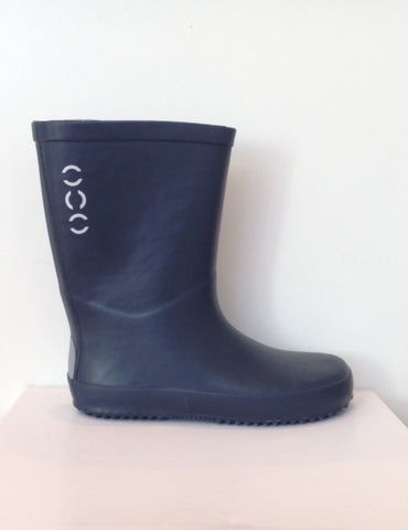 Wellies Dark Blue 286