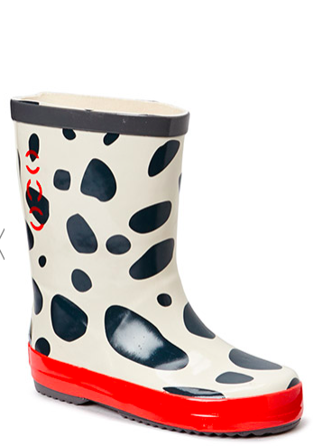 Wellies Spotty Cow 156