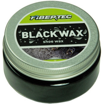Fibertec Shoe Wax Black