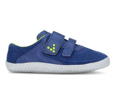 Reno Kids Leather Navy