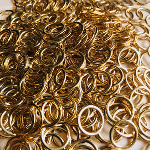 Gold Rings - All Sizes (100pcs)