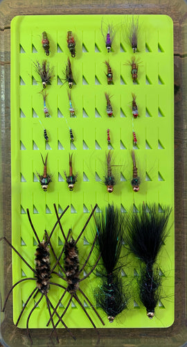 Trout Fly Selection