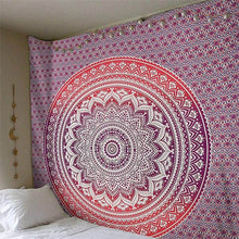 Load image into Gallery viewer, Colorful Mandala Tapestry - 16 / 210cmX150cm - Starsystems