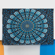 Load image into Gallery viewer, Colorful Mandala Tapestry - 22 / 210cmX150cm - Starsystems