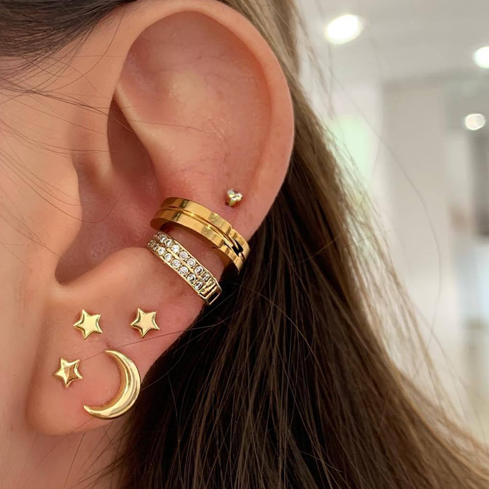 Starry Night Ear set - - Starsystems