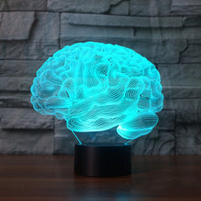 Load image into Gallery viewer, Brain Illusion Lamp - - Starsystems