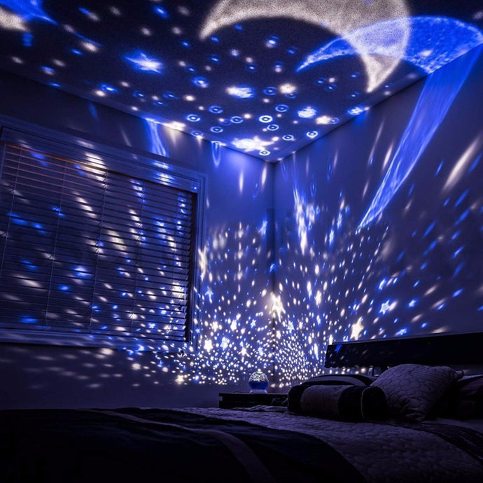 Rotating Star Lamp - - Starsystems