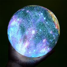 Load image into Gallery viewer, Galactic Moon Lamp - - Starsystems
