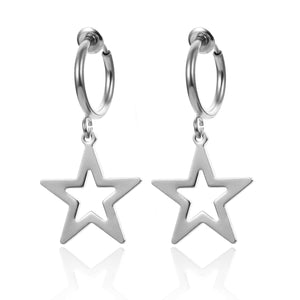 Celestial Earrings - Set C - Silver - Starsystems