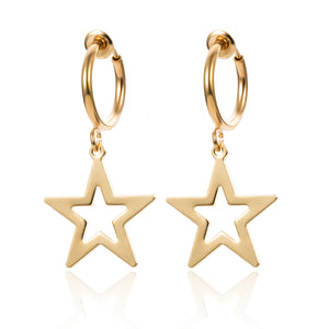 Celestial Earrings - Set C - Gold - Starsystems