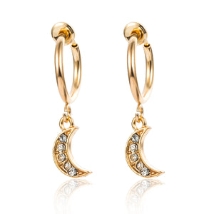 Celestial Earrings - Set A - Gold - Starsystems