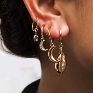 Celestial Earrings - - Starsystems