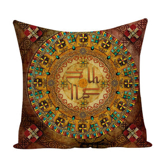 Colorful Mandala Pillow Covers - L584 / L584-3 - Starsystems