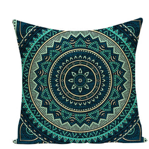 Colorful Mandala Pillow Covers - L584 / L584-23 - Starsystems