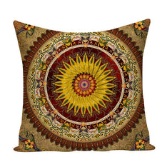 Load image into Gallery viewer, Colorful Mandala Pillow Covers - L584 / L584-11 - Starsystems