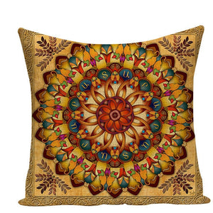 Colorful Mandala Pillow Covers - L584 / L584-13 - Starsystems