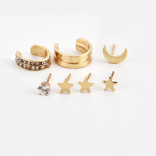 Load image into Gallery viewer, Starry Night Ear set - Set A - Starsystems