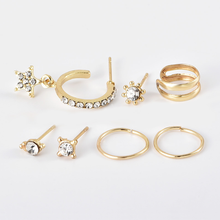 Load image into Gallery viewer, Starry Night Ear set - Set B - Starsystems