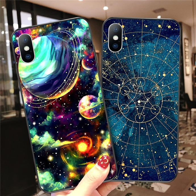 Color burst Planetary Cases - - Starsystems