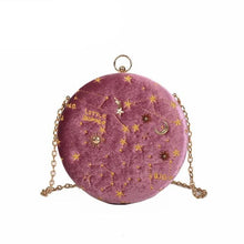 Load image into Gallery viewer, Constellation Chain Purse - Pink - Starsystems