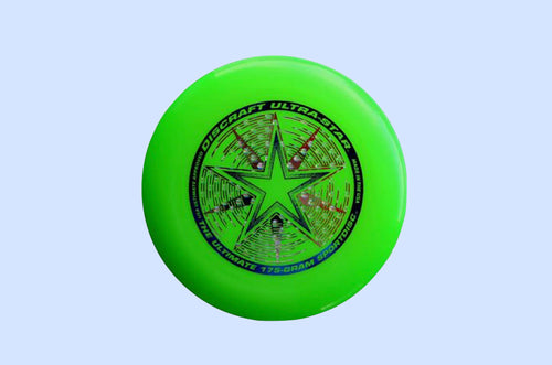 Discraft Ultra-Star Sportdisc Green