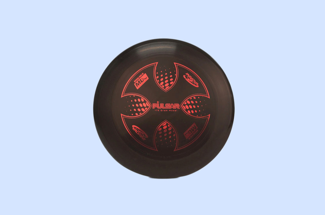 Innova Pulsar black ultimate disc singapore - The Sports Shack