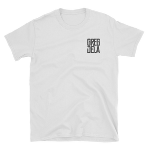 GREG DELA WHITE TEE