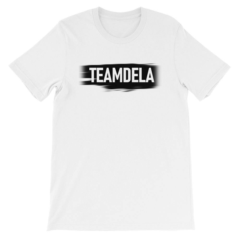 TEAMDELA™ WHITE TEE